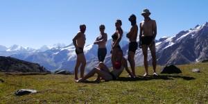 Kavkaz 2013 – část 5. – Vzhůru k vrcholu – Elbrus(Эльбрус) 5642m.n.m. (10.-15.8.2013)