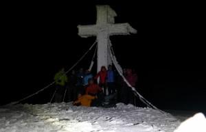 Zimní Hochschwab na sněžnicích – Silvestr (29.12.2013 – 1.1.2014)