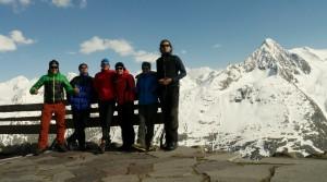 Jarní Wildspitze 3768 m.n.m. (24.-25.5.2014)