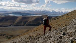 Mt. Edward 1916 m n.m. (6.11.2014)