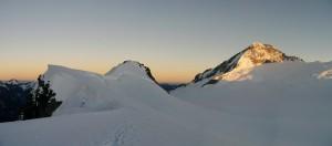 Mt. Aspiring 3033 m n.m. aneb první sekera na NZ