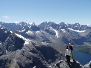 Fjordland cestou necestou